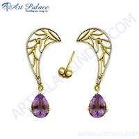 Wedding Wear Designer Diamond Earrings