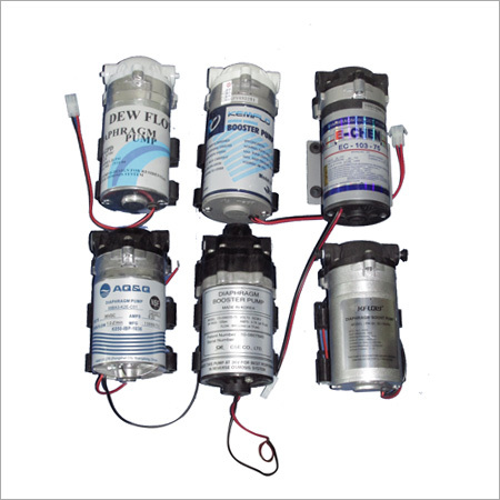 Water Filter Booster Pump
