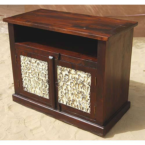 Coffee Colour Sideboard Cabinet