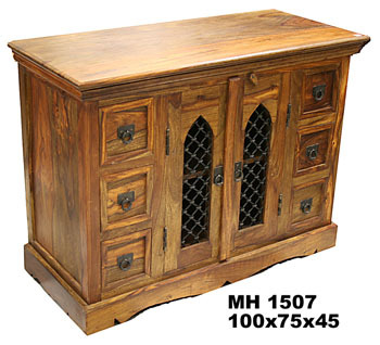 Antique Sideboard Cabinet
