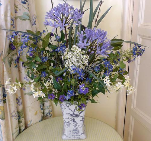 Agapanthus  Flower Arrangment