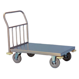 Platform Trolley Short Handle