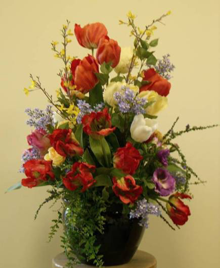 Assorted Flower Arrangement