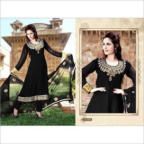 Black Salwar Kameez