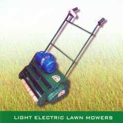 Rotary Electric lawn mowers