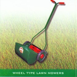 Wheel type Lawn Mower