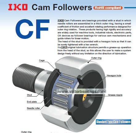 Cam Followers CF