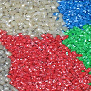 Colored HDPE Granules
