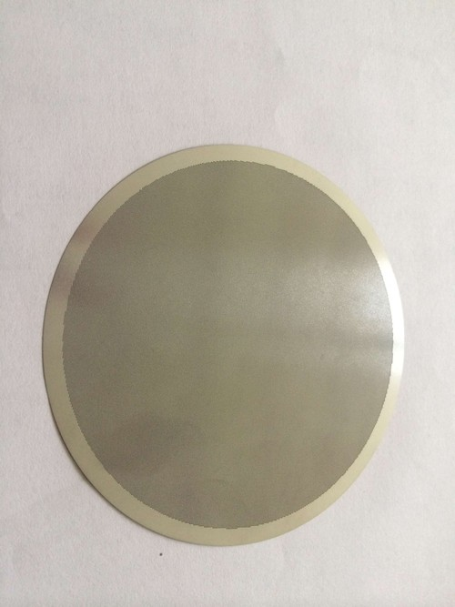 Stainless Steel Filter Etching