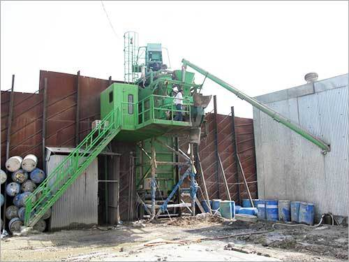 Ready Mix Concrete Plant Type-2