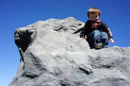 Arch Climbing Boulder