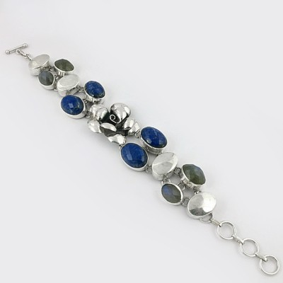Exclusive Designer  Silver Bracelet