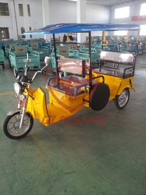 Battery Tricycle