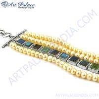 Exclusive Multi Gemstone Bracelat