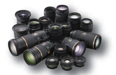 Lenses for CCTV
