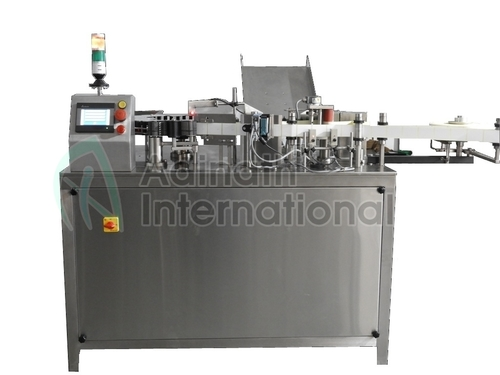 Automatic Ampoule Vial Labeler