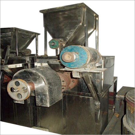 Extrusion Snack Food Processing Machine