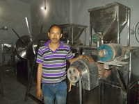 Commercial Food Processing Machine