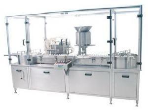 PLC based Vial Filler