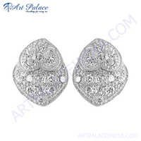 Excellent New Fashion Silver Earring