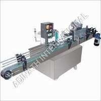 Bottle Sticker Labeler Machine