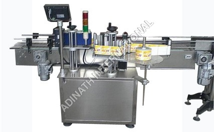Sticker Labeler for Wrap Around