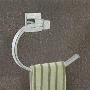 TOWEL RING CUBIC