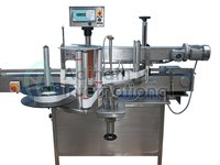 Sticker Labeler for Lube Oil/Grease/Cutting Oil/Engine Oil/Motor Oil/Cutting Oil/Spray Oil Cans
