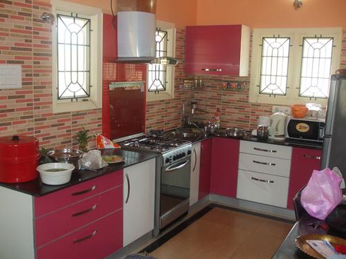 High Gloss Kitchen Shutters