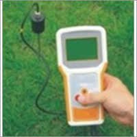 SOIL TEMPERATURE RECORDER