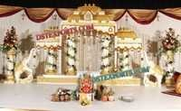 TAMILIAN WEDDING STAGE