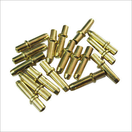 Brass Tube Light Pins