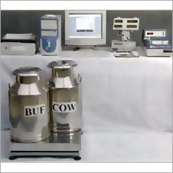 Automatic Milk Collection Station