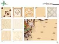 Ivory Gloss Floor Tiles 395mm x 395mm