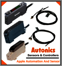 Autonics Fiber Optic Sensor & Amplifiers