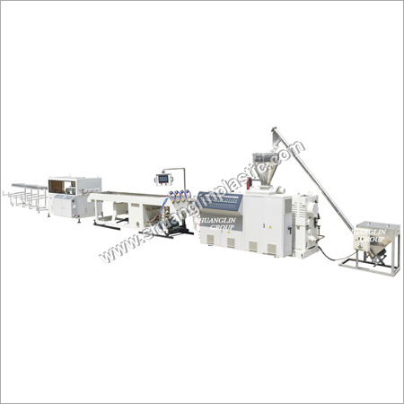 Pvc Four Cavity Pipe Extrusion Line