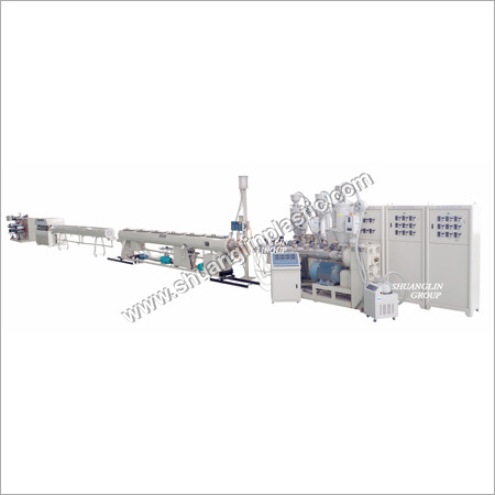 HDPE Silicone Pipe Production Line