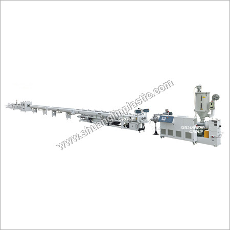 High Speed PPR Pipe Extrusion Line