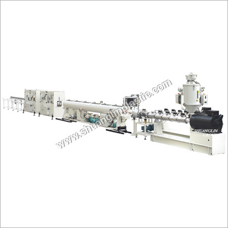 PP Drainage Pipe Production Line