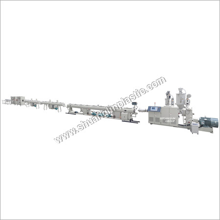 PPR Plastic Pipe Extrusion Line