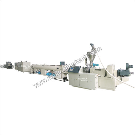 PVC Multilayer Co-extrusion Pipe Production Line
