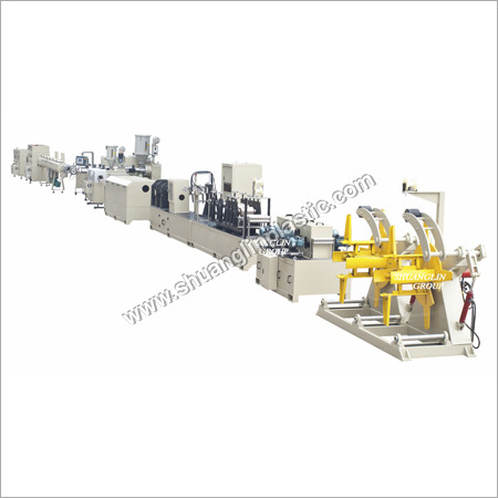 Steel Plastic Composite Pipe Production Line