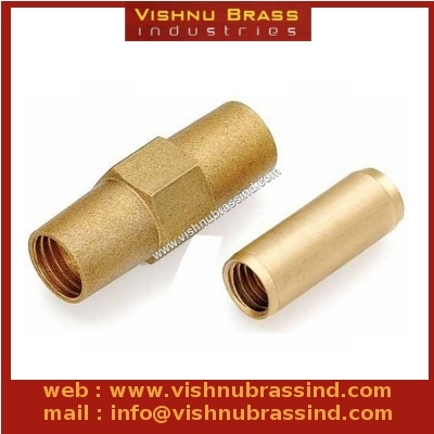 Brass Threaded Couplers