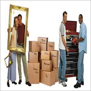 Domestic Goods Relocation Service