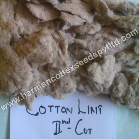 Raw Cotton Lint