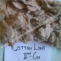 Raw Cotton Lint