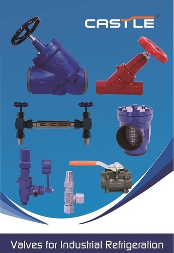 Industrial Refrigeration Valves And Controls