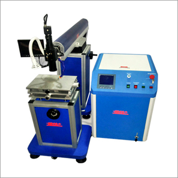 NYAG Laser Spot Welding Machine