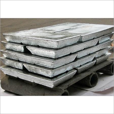 Zinc Metal Ingot