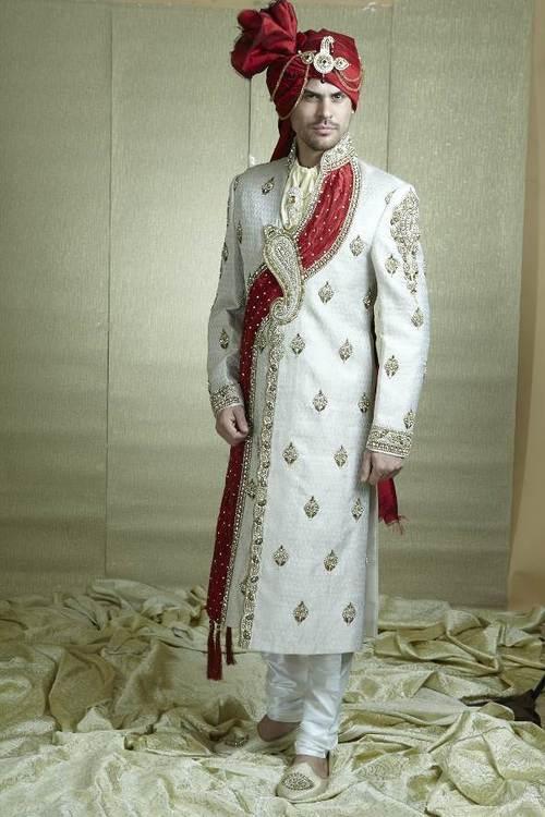 Pakistani Wedding Sherwani